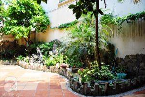Sân vườn 11