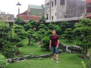 Sân vườn 2