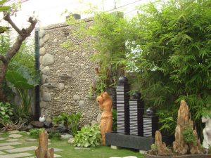 sân vườn 1