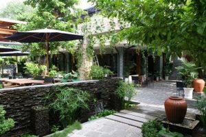 Sân vườn 16