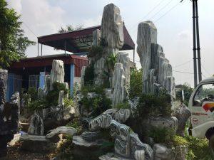 Non bộ đá Tuyết Sơn 8